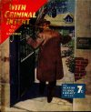 Cover For Sexton Blake Library S3 220 With Criminal Intent