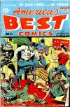 Cover For America's Best Comics 11