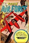 Cover For Fightin' Air Force 31