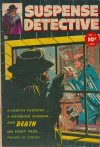 Cover For Suspense Detective 3