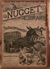 Large Thumbnail For v1 128 - Tom Edison Jr.'s Electric Mule