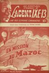 Cover For L'Agent IXE 13 v1 11 En mission au Maroc