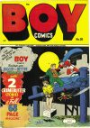 Cover For Boy Comics 26