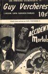 Cover For Guy Vercheres v2 7 Accidents mortels