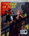 Cover For Sexton Blake Library S3 308 The Voyage of Fear