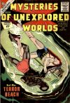 Cover For Mysteries of Unexplored Worlds 31