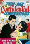 Cover For Teen Age Confidential Confessions 12