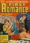 Cover For First Romance Magazine 14