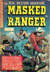 Cover For Masked Ranger 4