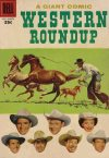 Cover For Western Roundup 17