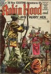 Cover For Robin Hood and His Merry Men 28