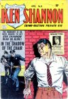 Cover For Ken Shannon 10