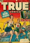 Cover For True Comics 73