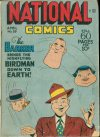 Cover For National Comics 59