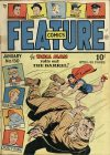 Cover For Feature Comics 130