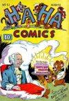 Cover For Ha Ha Comics 51