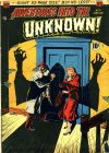 Cover For Adventures into the Unknown 11