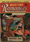 Cover For Wartime Romances 18