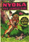 Cover For Nyoka the Jungle Girl 22