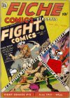 Cover For Fight Comics 13
