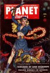 Cover For Planet Stories v5 4 Sargasso of Lost Starships Poul Anderson