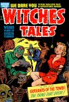 Cover For Witches Tales 6