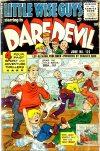 Cover For Daredevil Comics 122