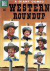 Cover For Western Roundup 12