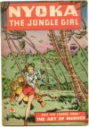 Cover For Nyoka the Jungle Girl 18