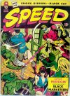 Cover For Speed Comics 29
