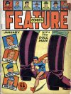 Cover For Feature Comics 52