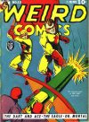 Cover For Weird Comics 15