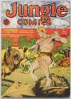 Cover For Jungle Comics 8
