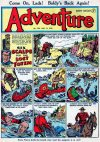 Cover For Adventure 1334