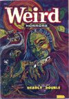 Cover For Weird Horrors 7