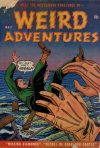 Cover For Weird Adventures 1