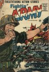 Cover For Fightin' Army 17