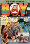 Cover For Boy Comics 108