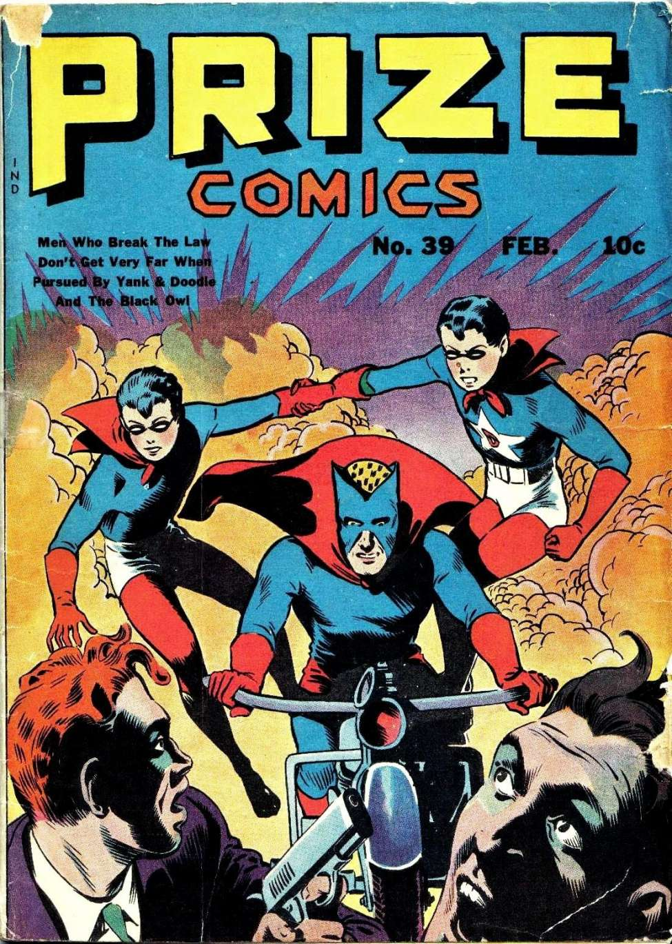 Comic Book Cover For Prize Comics v4 3 (39)