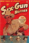 Cover For Six Gun Heroes 20
