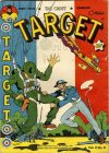 Cover For Target Comics v2 8
