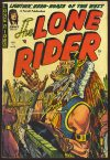 Cover For Lone Rider 18