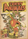 Cover For Fawcett's Funny Animals 2