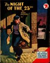Cover For Sexton Blake Library S3 155 The Night of the 23rd