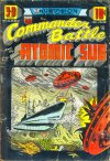 Cover For Commander Battle and the Atomic Sub 1