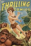 Cover For Thrilling Comics 65