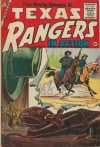 Cover For Texas Rangers in Action 5