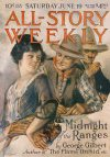 Cover For All-Story Weekly v111 3