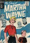 Cover For The Story of Martha Wayne 1