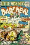 Cover For Daredevil Comics 120